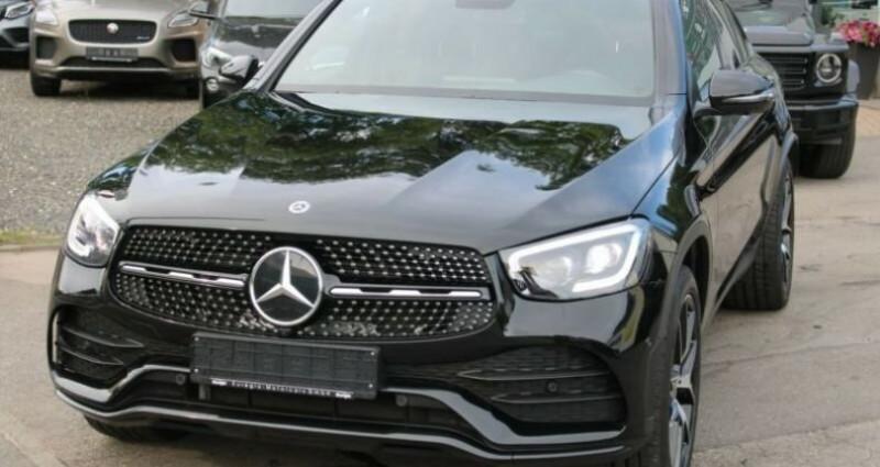 Mercedes GLC Coupe 300 d 4Matic Noir occasion à Boulogne-Billancourt - photo n°3