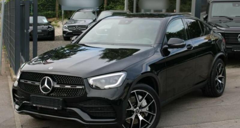 Mercedes GLC Coupe 300 d 4Matic Noir occasion à Boulogne-Billancourt