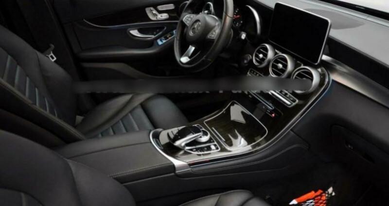 Mercedes GLC Coupe 350 e 211+116ch 7G-Tronic Gris occasion à Boulogne-Billancourt - photo n°3