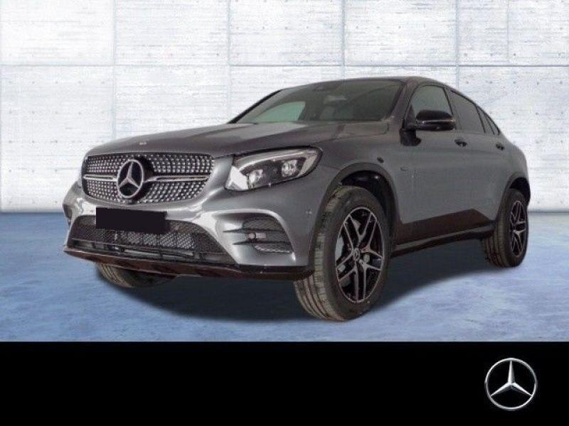 Mercedes GLC Coupé 350 e 4 Matic AMG Gris occasion à Beaupuy
