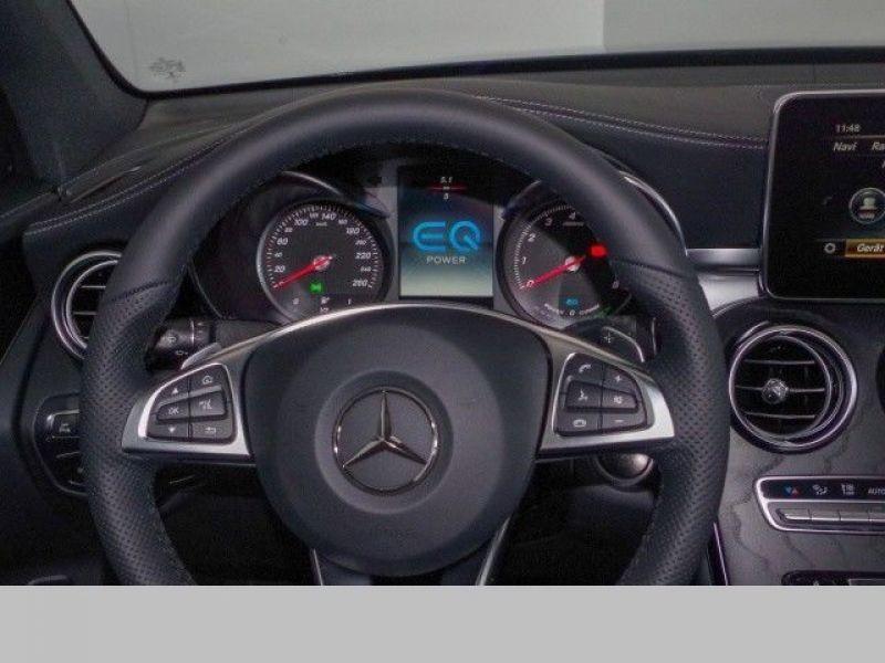 Mercedes GLC Coupé 350 e 4 Matic AMG Gris occasion à Beaupuy - photo n°7