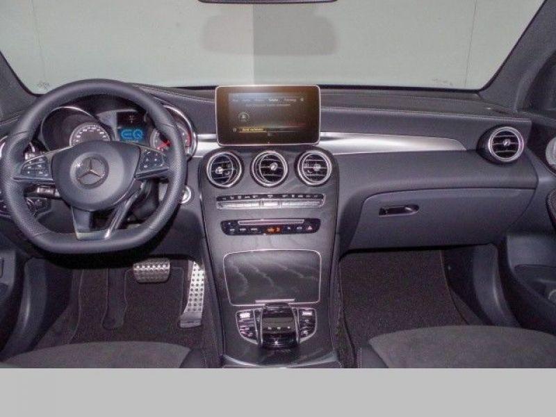 Mercedes GLC Coupé 350 e 4 Matic AMG Gris occasion à Beaupuy - photo n°2
