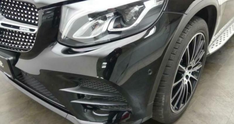 Mercedes GLC Coupe 43 AMG 367ch 4Matic 9G Noir occasion à Boulogne-Billancourt - photo n°4