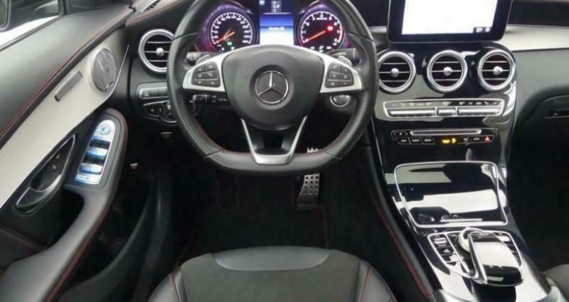 Mercedes GLC Coupe 43 AMG 367ch 4Matic 9G Noir occasion à Boulogne-Billancourt - photo n°6