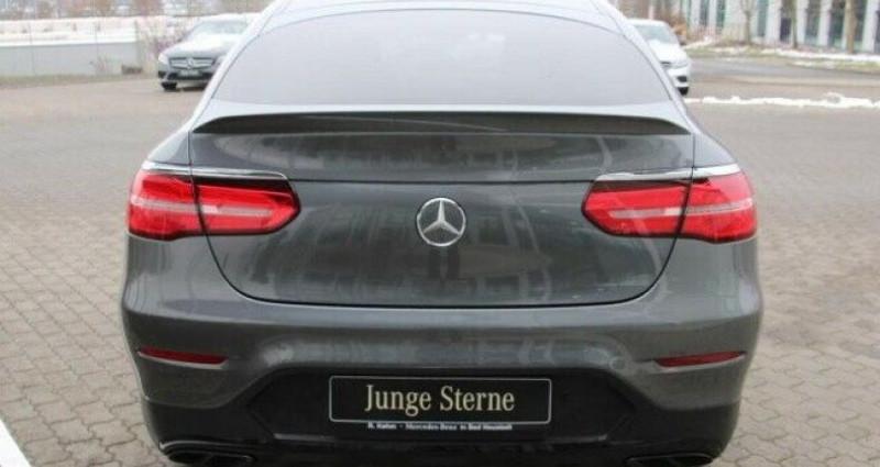 Mercedes GLC Coupe 43 AMG 367ch 4Matic 9G Gris occasion à Boulogne-Billancourt - photo n°6