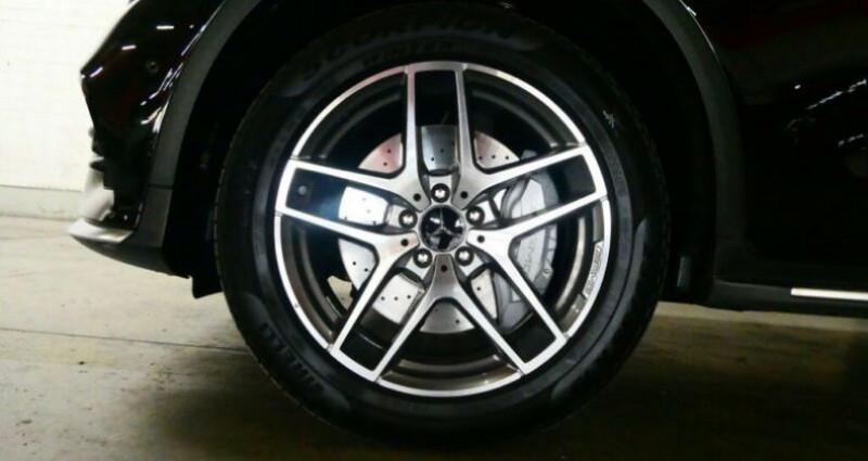 Mercedes GLC Coupe 43 AMG 367ch 9G-Tronic Noir occasion à Boulogne-Billancourt - photo n°5