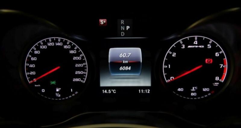 Mercedes GLC Coupe 43 AMG 367CH 9G-Tronic Noir occasion à Boulogne-Billancourt - photo n°3