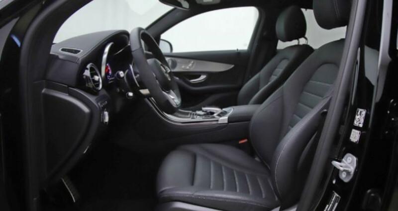 Mercedes GLC Coupe 43 AMG 367CH 9G-Tronic Noir occasion à Boulogne-Billancourt - photo n°7