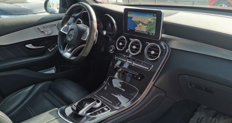 Mercedes GLC Coupe 63 AMG 476ch 4Matic BVA Noir occasion à EPAGNY - photo n°2
