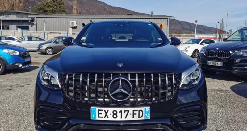 Mercedes GLC Coupe 63 AMG 476ch 4Matic BVA Noir occasion à EPAGNY - photo n°4