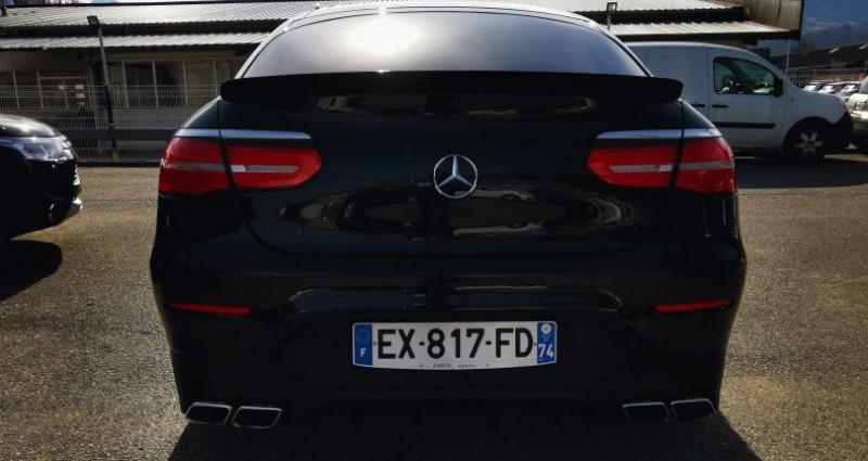 Mercedes GLC Coupe 63 AMG 476ch 4Matic BVA Noir occasion à EPAGNY - photo n°6