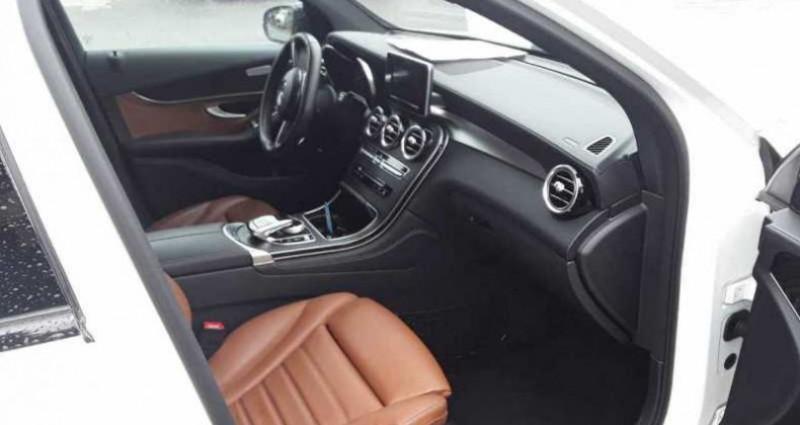 Mercedes GLC GLC 43 AMG Blanc occasion à Paris - photo n°4