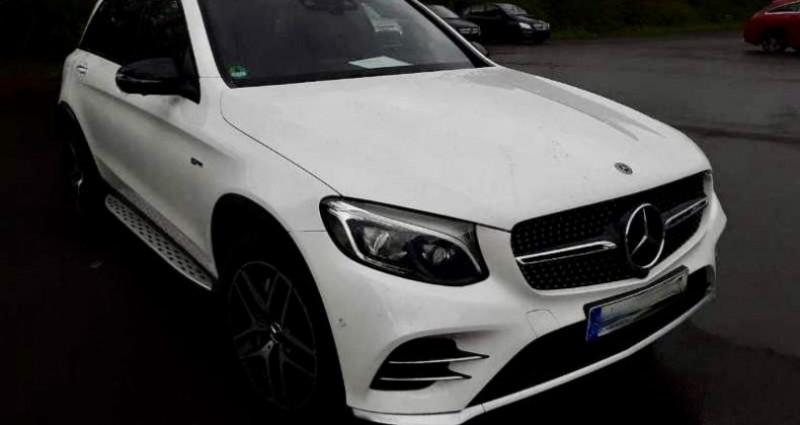 Mercedes GLC GLC 43 AMG Blanc occasion à Paris