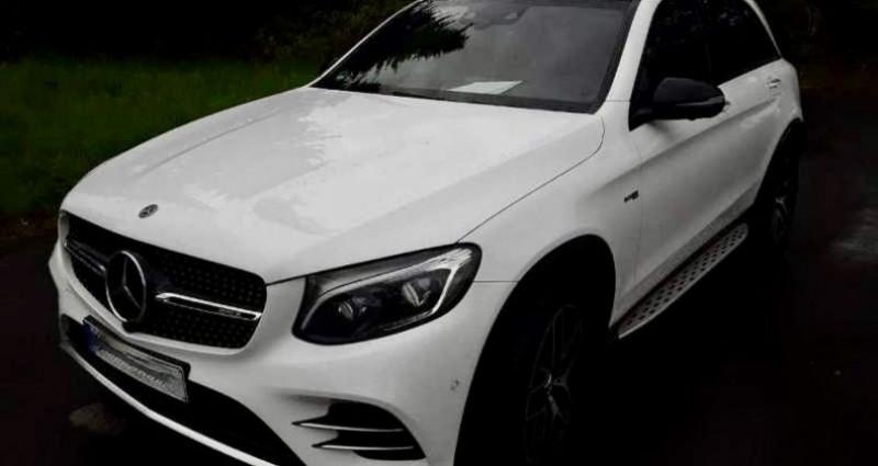 Mercedes GLC GLC 43 AMG Blanc occasion à Paris - photo n°2
