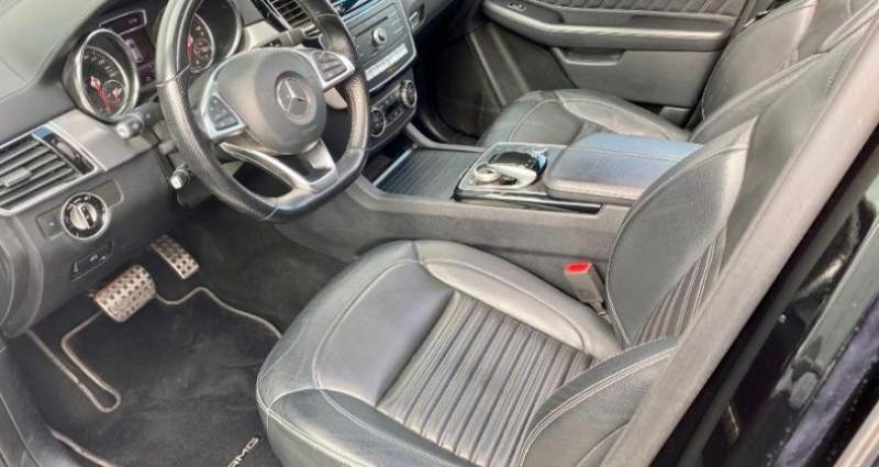 Mercedes GLE Coupe 350 d 258ch Fascination 4Matic 9G-Tronic Noir occasion à Cambrai - photo n°4