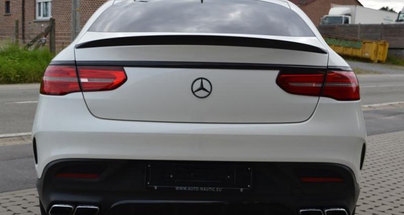 Mercedes GLE Coupe 63 AMG 4 MATIC 557 ch Superbe état !! Blanc occasion à Lille - photo n°4