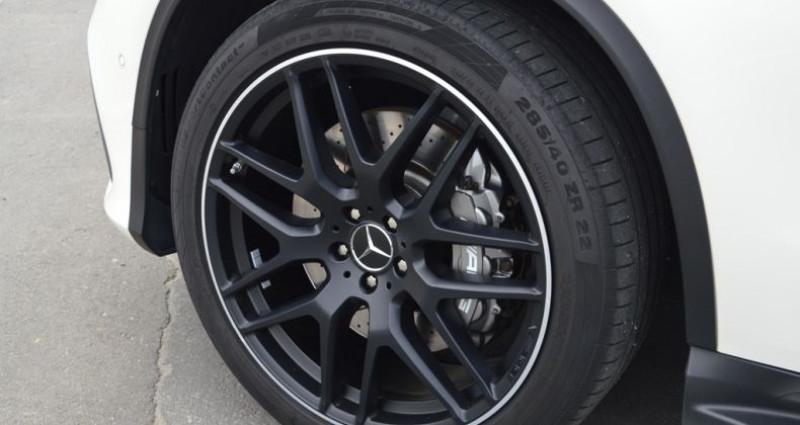 Mercedes GLE Coupe 63 AMG 4 MATIC 557 ch Superbe état !! Blanc occasion à Lille - photo n°5