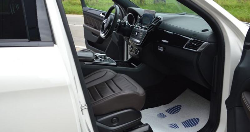 Mercedes GLE Coupe 63 AMG 4 MATIC 557 ch Superbe état !! Blanc occasion à Lille - photo n°6
