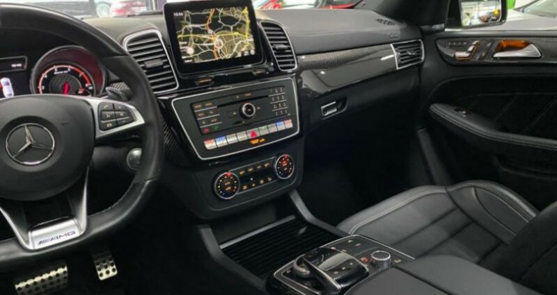 Mercedes GLE Coupe Coupe 63 AMG S 585ch 4Matic 7G Gris occasion à Boulogne-Billancourt - photo n°5