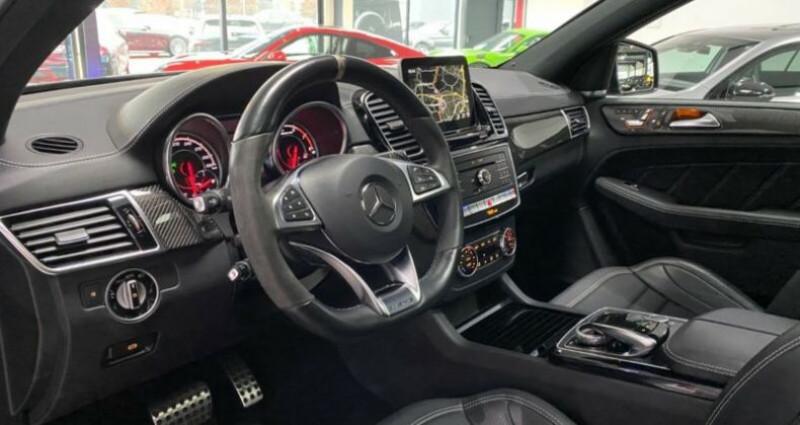 Mercedes GLE Coupe Coupe 63 AMG S 585ch 4Matic 7G Gris occasion à Boulogne-Billancourt - photo n°4