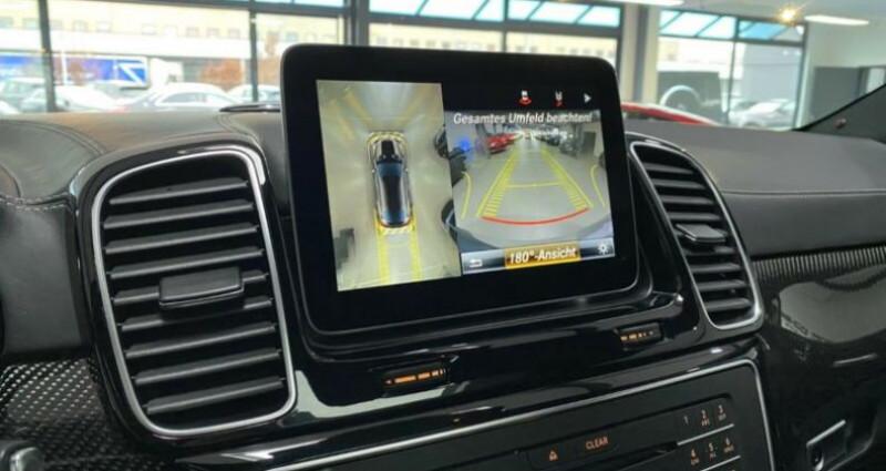 Mercedes GLE Coupe Coupe 63 AMG S 585ch 4Matic 7G Gris occasion à Boulogne-Billancourt - photo n°7