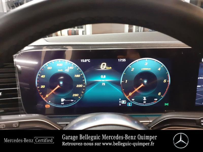 Mercedes GLE 300 d 245ch AMG Line 4Matic 9G-Tronic Noir occasion à QUIMPER - photo n°9