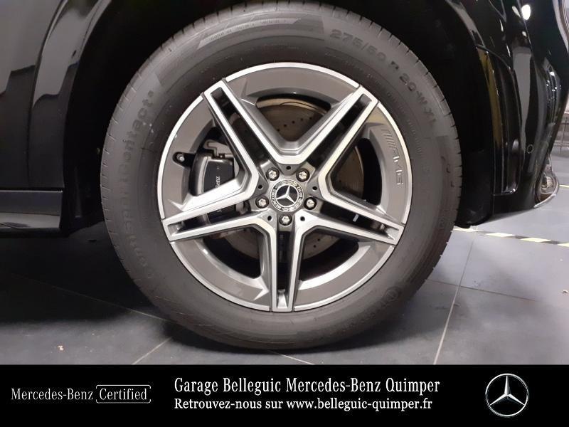 Mercedes GLE 300 d 245ch AMG Line 4Matic 9G-Tronic Noir occasion à QUIMPER - photo n°16
