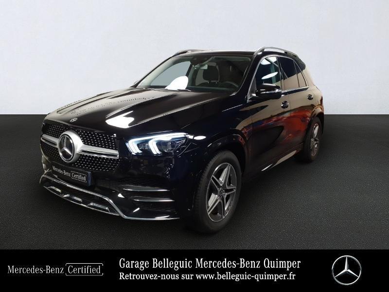 Mercedes GLE 300 d 245ch AMG Line 4Matic 9G-Tronic Noir occasion à QUIMPER