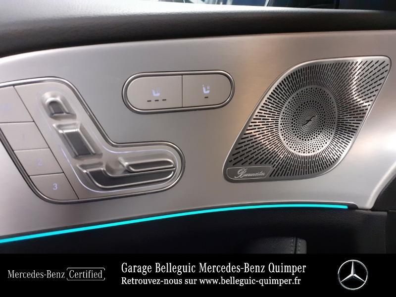 Mercedes GLE 300 d 245ch AMG Line 4Matic 9G-Tronic Noir occasion à QUIMPER - photo n°17