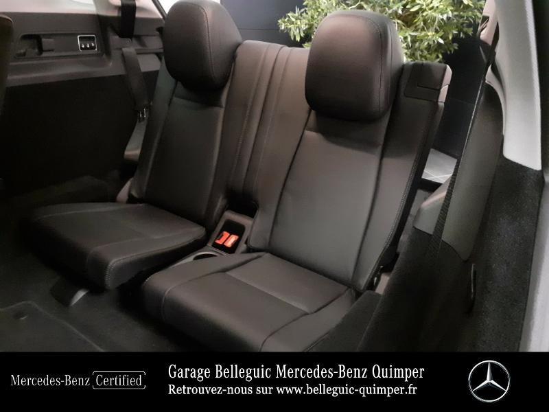 Mercedes GLE 300 d 245ch AMG Line 4Matic 9G-Tronic Noir occasion à QUIMPER - photo n°19