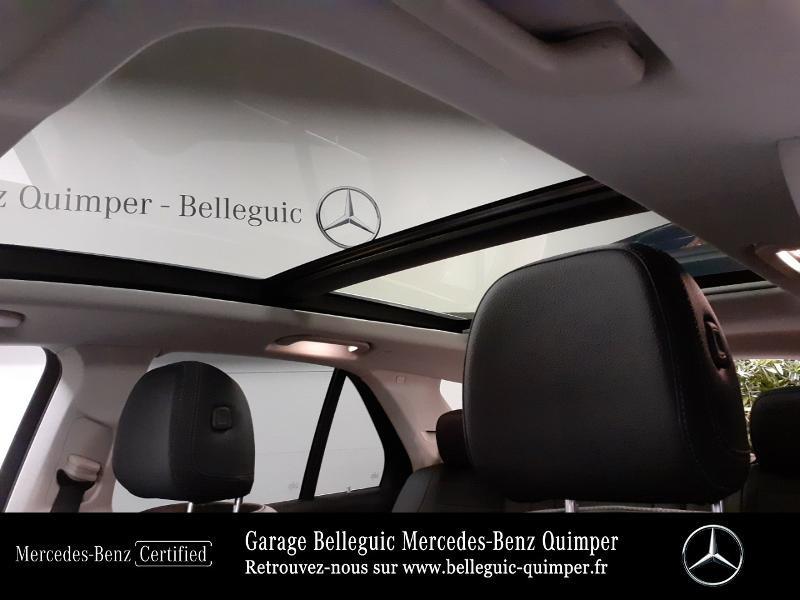 Mercedes GLE 300 d 245ch AMG Line 4Matic 9G-Tronic Noir occasion à QUIMPER - photo n°18