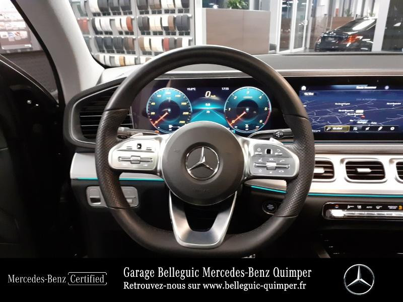 Mercedes GLE 300 d 245ch AMG Line 4Matic 9G-Tronic Noir occasion à QUIMPER - photo n°7