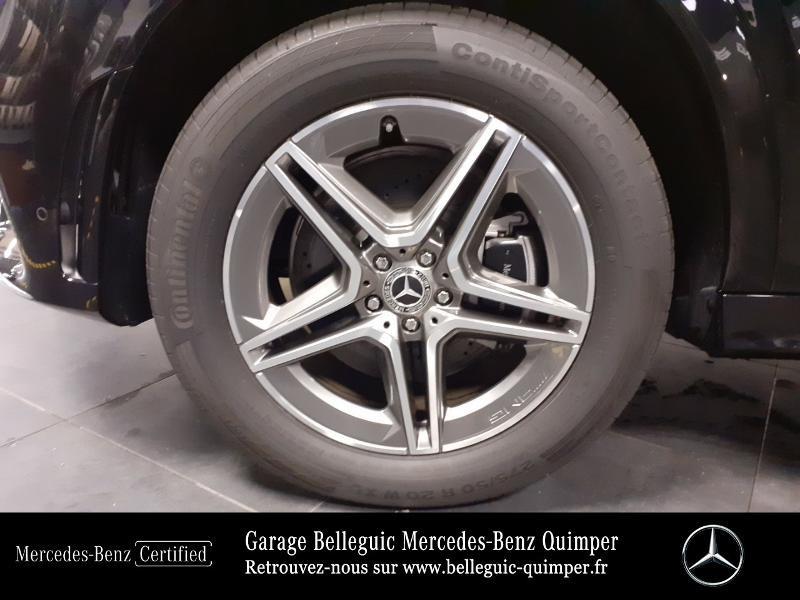 Mercedes GLE 300 d 245ch AMG Line 4Matic 9G-Tronic Noir occasion à QUIMPER - photo n°13