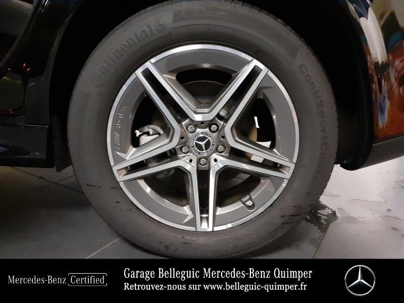 Mercedes GLE 300 d 245ch AMG Line 4Matic 9G-Tronic Noir occasion à QUIMPER - photo n°14