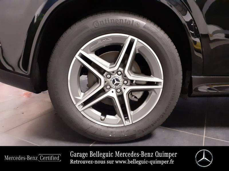 Mercedes GLE 300 d 245ch AMG Line 4Matic 9G-Tronic Noir occasion à QUIMPER - photo n°15