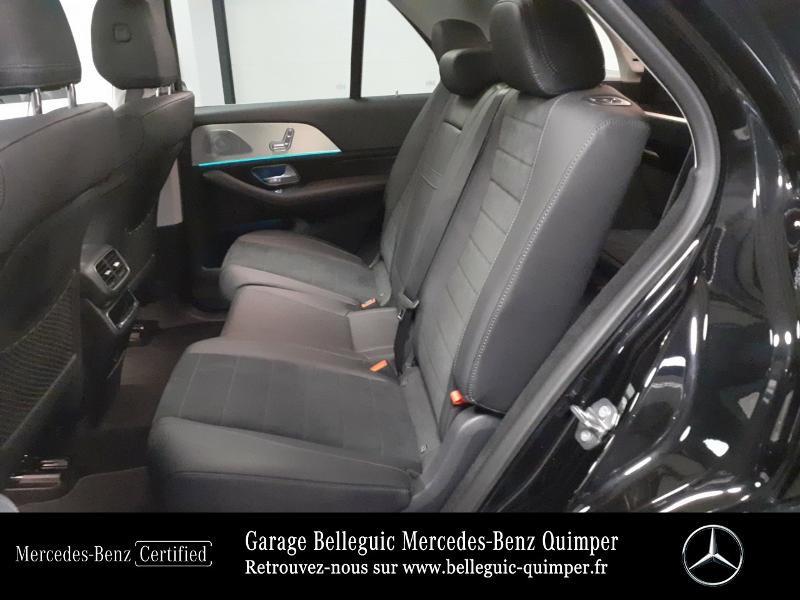 Mercedes GLE 300 d 245ch AMG Line 4Matic 9G-Tronic Noir occasion à QUIMPER - photo n°11