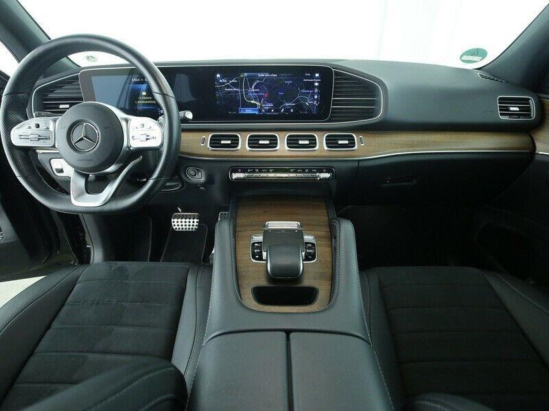 Mercedes GLE 300 D 245CH AMG LINE 4MATIC 9G-TRONIC Noir occasion à Villenave-d'Ornon - photo n°7