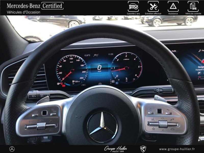 Mercedes GLE 350 d 272ch AMG Line 4Matic 9G-Tronic Vert occasion à Gières - photo n°9