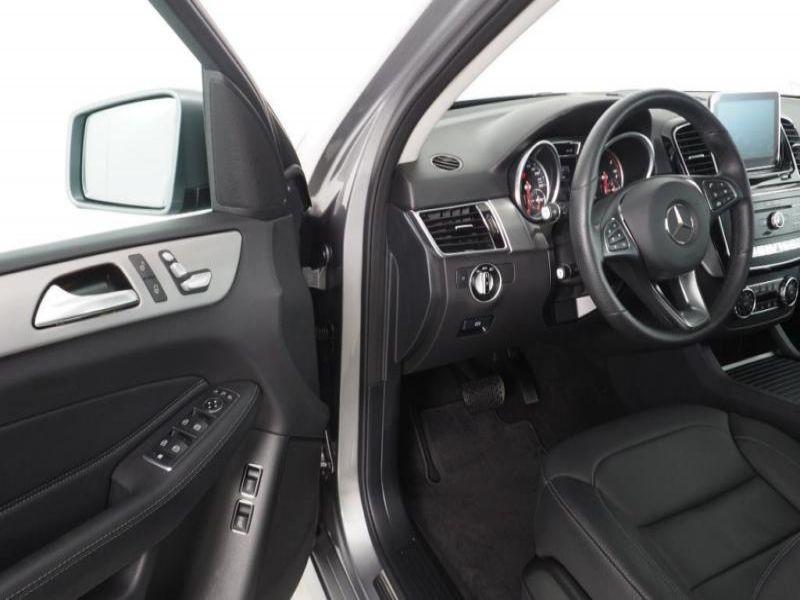 Mercedes GLE 350 d 4 Matic AMG Argent occasion à Beaupuy - photo n°7