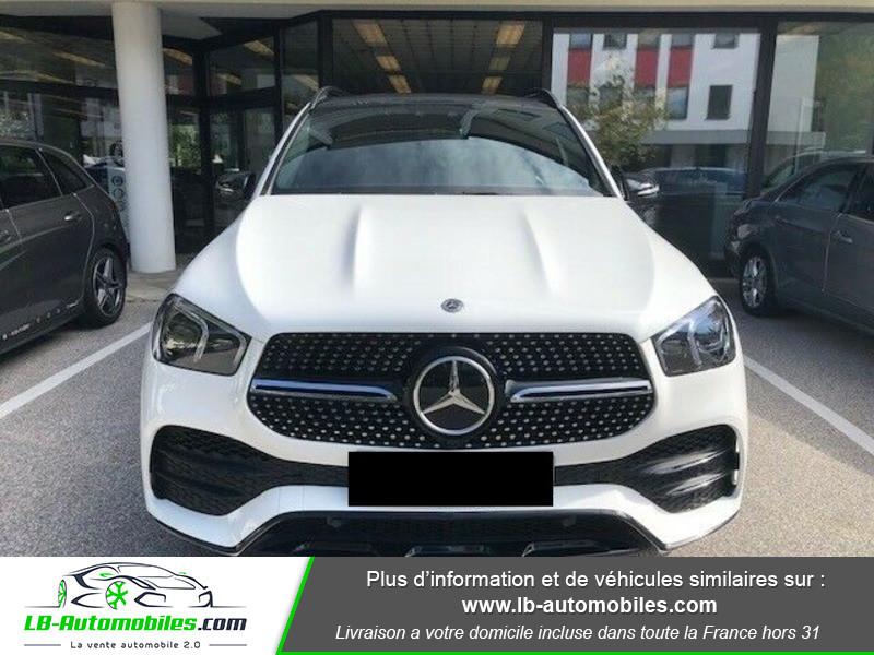 Mercedes GLE 350d 4Matic Blanc occasion à Beaupuy - photo n°4