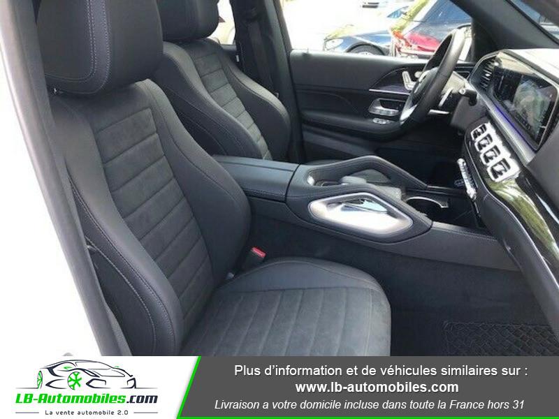 Mercedes GLE 350d 4Matic Blanc occasion à Beaupuy - photo n°6
