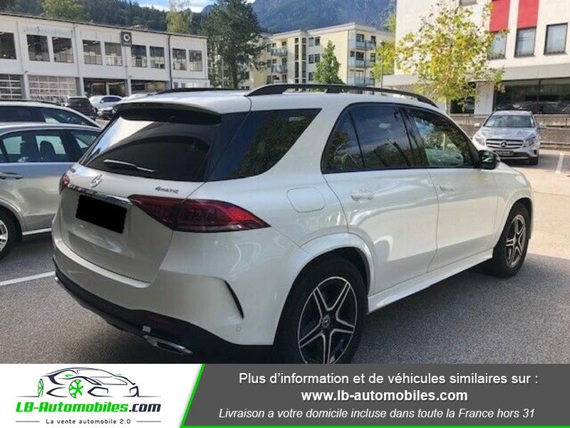 Mercedes GLE 350d 4Matic Blanc occasion à Beaupuy - photo n°3