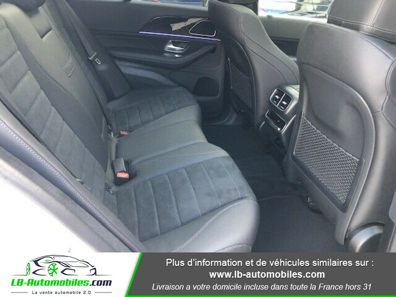 Mercedes GLE 350d 4Matic Blanc occasion à Beaupuy - photo n°10