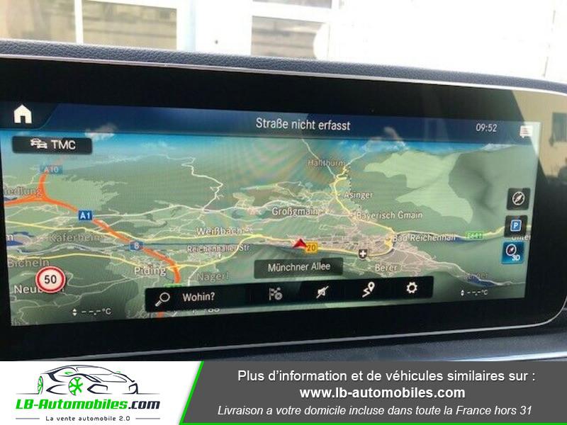 Mercedes GLE 350d 4Matic Blanc occasion à Beaupuy - photo n°8