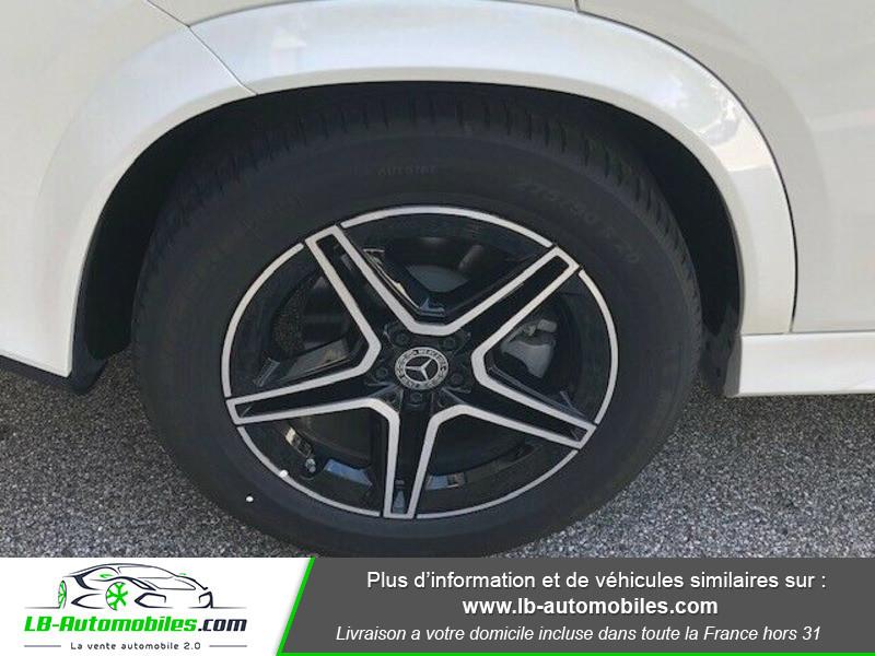 Mercedes GLE 350d 4Matic Blanc occasion à Beaupuy - photo n°14