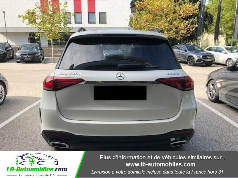 Mercedes GLE 350d 4Matic Blanc occasion à Beaupuy - photo n°5