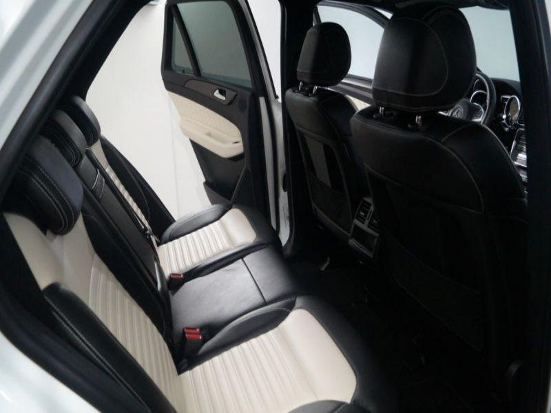 Mercedes GLE 400 4 Matic AMG Blanc occasion à Beaupuy - photo n°4