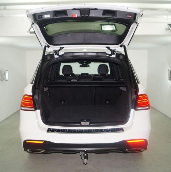 Mercedes GLE 400 4 Matic AMG Blanc occasion à Beaupuy - photo n°6