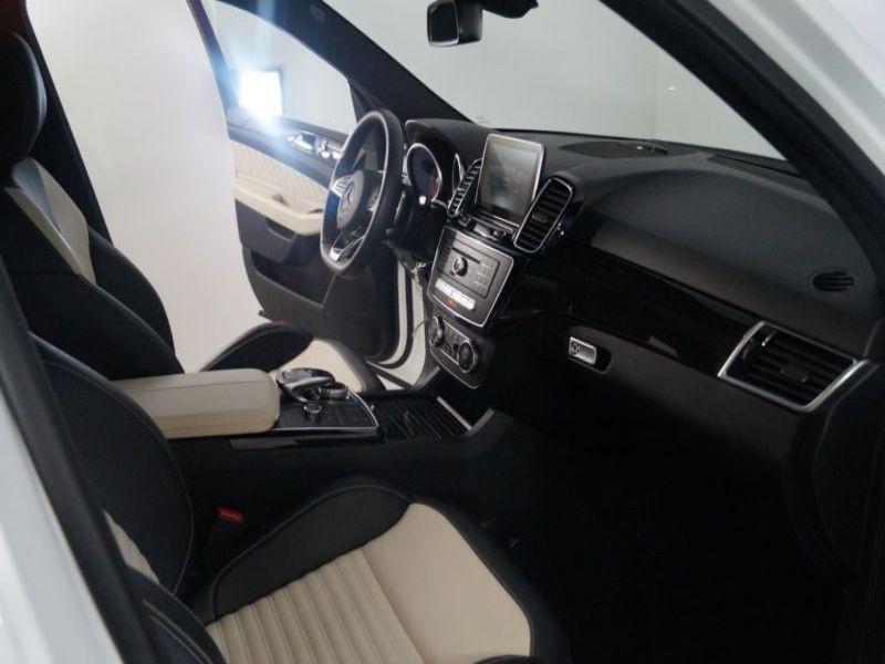 Mercedes GLE 400 4 Matic AMG Blanc occasion à Beaupuy - photo n°3
