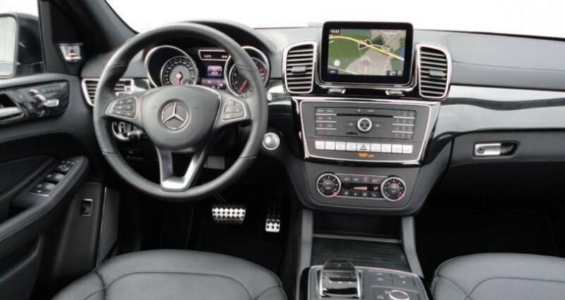 Mercedes GLE 43 AMG 367ch 4Matic 9G-Tronic Noir occasion à Boulogne-Billancourt - photo n°5